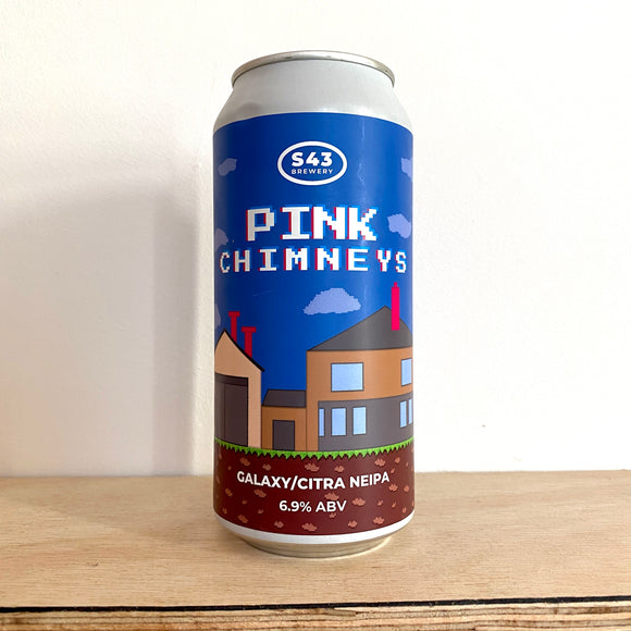 Pink Chimneys 440ml can