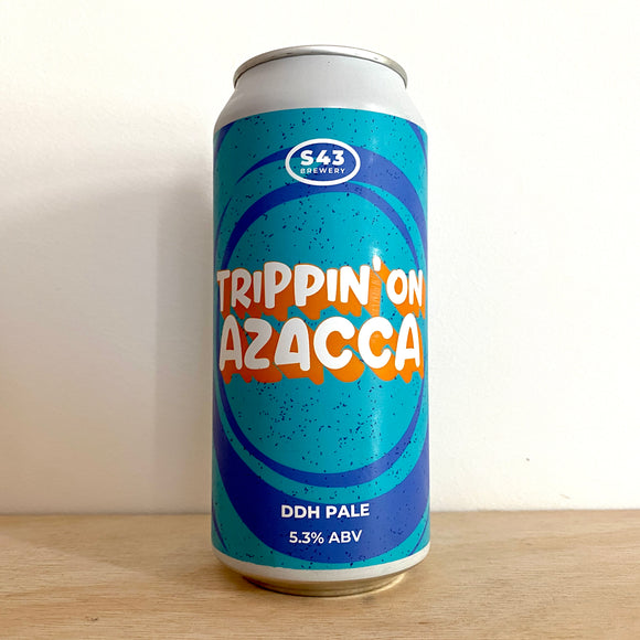 Trippin' on Azacca 440ml can
