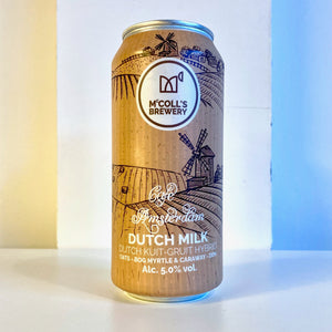 Dutch Milk 440ml can