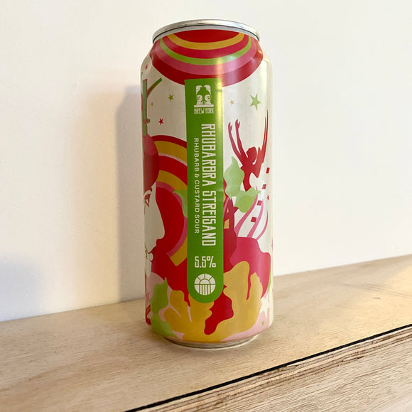 Rhubarbra Streisand Sour Edition 440ml can