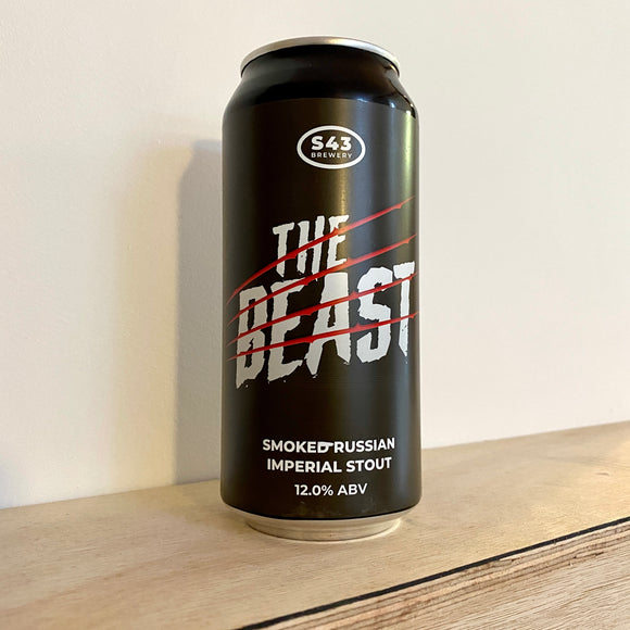 The Beast 440ml can