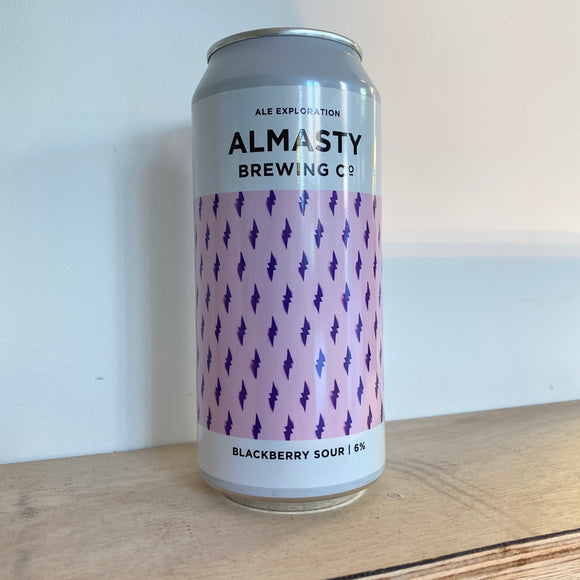 Blackberry Sour 440ml can