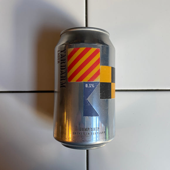 Yardarm 330ml can (low alcohol)