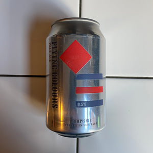 Flying Colours 330ml can (low alcohol)