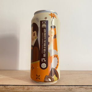 John Biscotti, The King Of Brew York 440ml can
