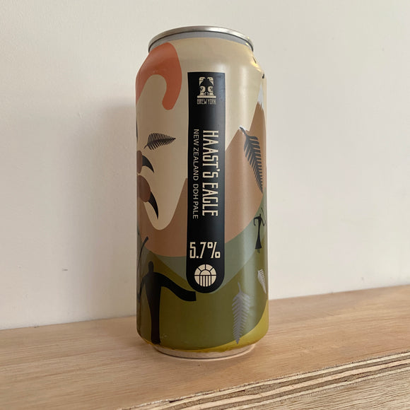 Haast's Eagle 440ml can