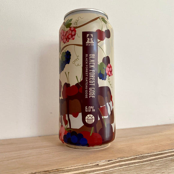 Black Forest Gose 440ml can
