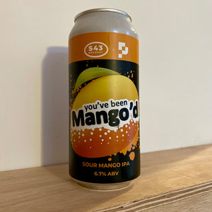 You've been Mango'd 440ml can