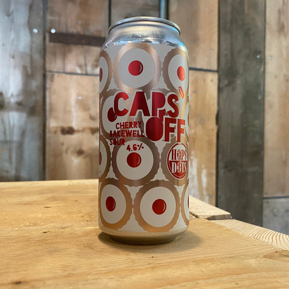Cherry Bakewell Sour 440ml can