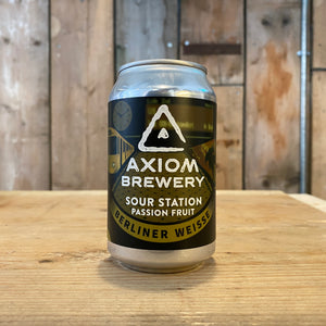 Sour Station Passionfruit 330ml can