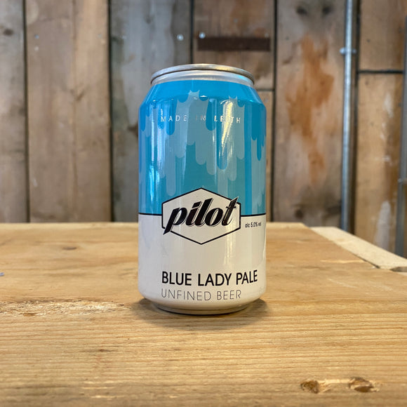 Blue Lady Pale 330ml can