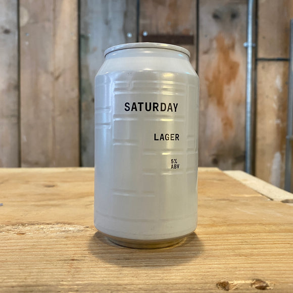 Saturday 330ml can
