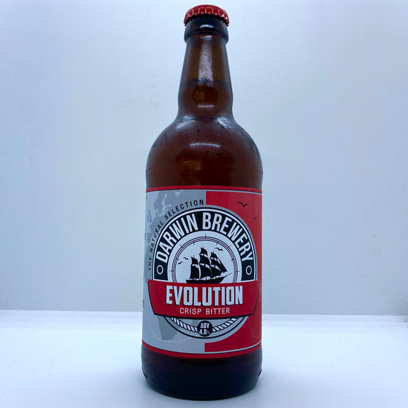 Evolution 500ml bottle