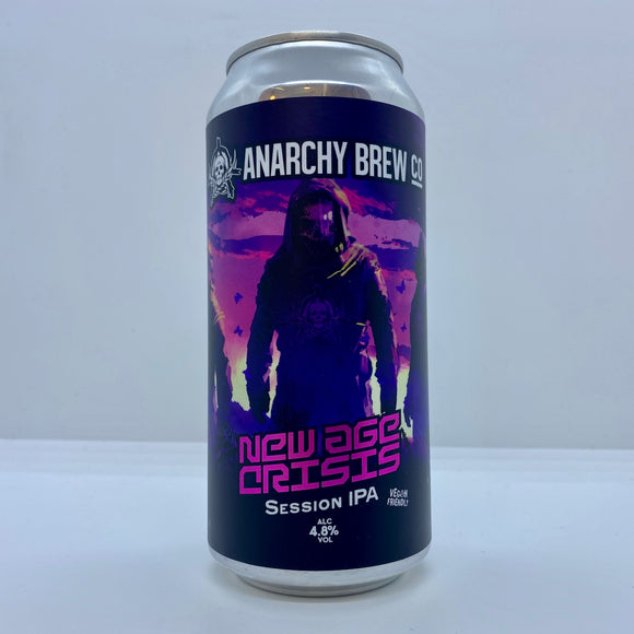 New Age Crisis 440ml can