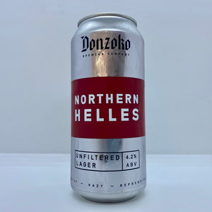 Northern Helles 440ml can