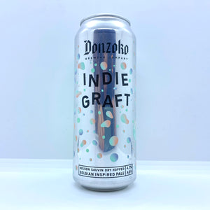 Indie Graft 500ml can