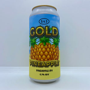 Gold Pineapple 440ml can
