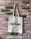 Port Bierhaus Tote Bag - Natural