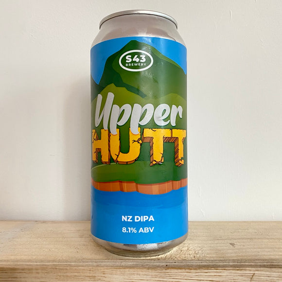 Upper Hut 440ml can