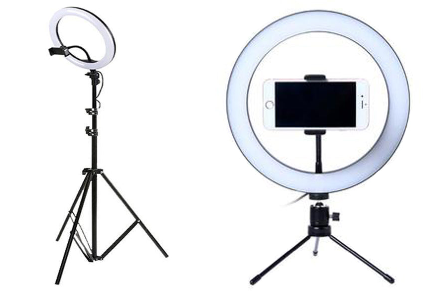 ring light quelle taille ?