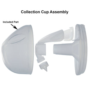 Cup Spare Parts for Closed Freemie Cups (2)