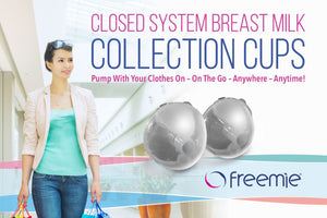 Freemie Closed Cup System