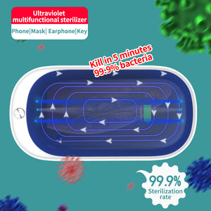 Cell Phone UV Light Charger/Sterilizer