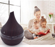 Load image into Gallery viewer, LED Essential Oil Diffuser