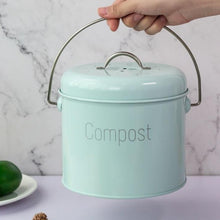 Load image into Gallery viewer, Vintage Compost Bin