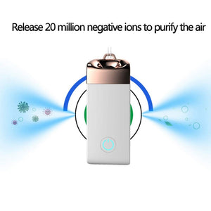 Mini Portable Personal Air Purifier