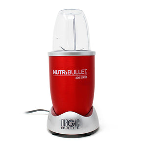 Nutribullet Magic Bullet 600 W Rojo con Accesorios 101126