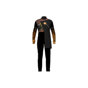 DIGITAL PRINT UNIFORM - The Spark Band Uniform Top