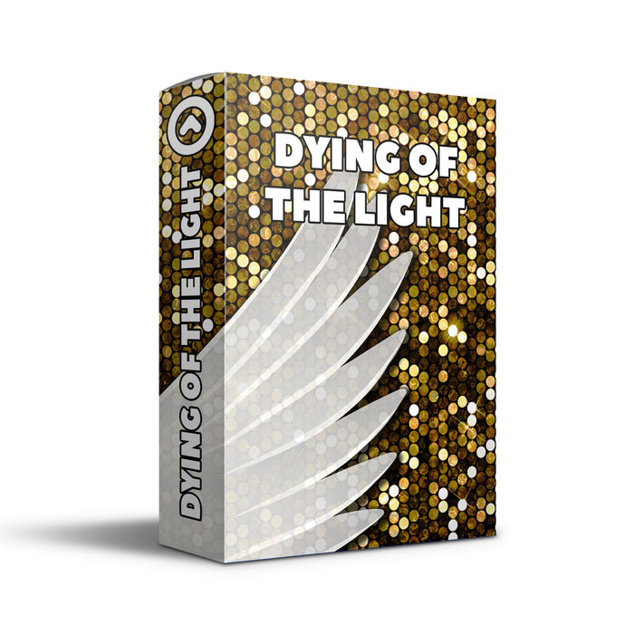 INDOOR PERCUSSION MUSIC - DYING OF THE LIGHT