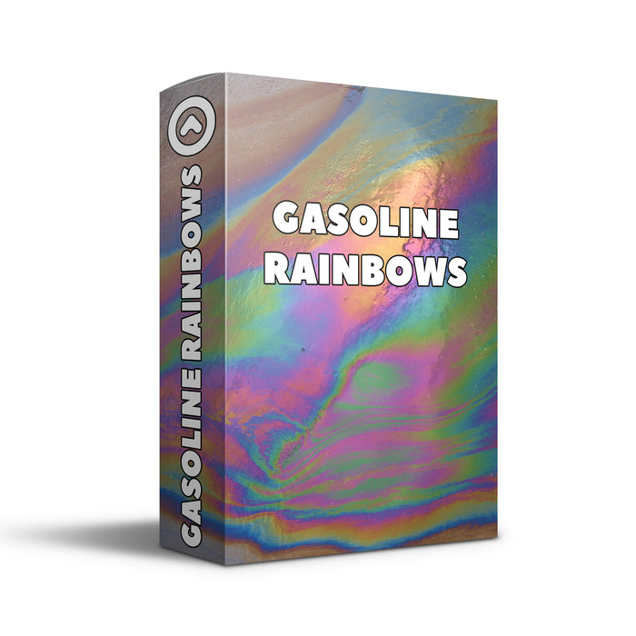 INDOOR PERCUSSION MUSIC - GASOLINE RAINBOWS