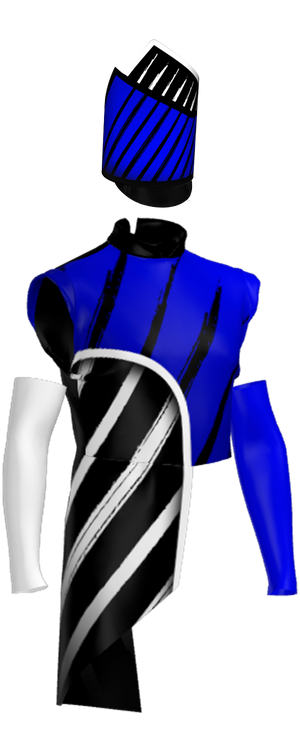Shredded - EMERGENCE SERIES BAND UNIFORM