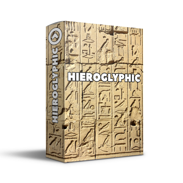 INDOOR WINDS MUSIC - HIEROGLYPHIC