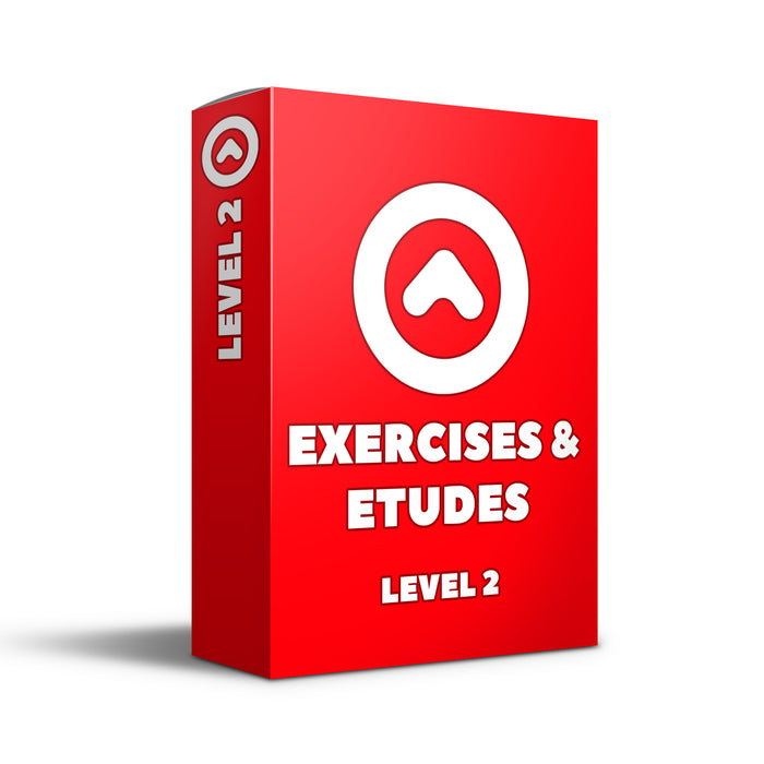 DRUMLINE EXERCISE - LEVEL 2 SUPPLEMENT