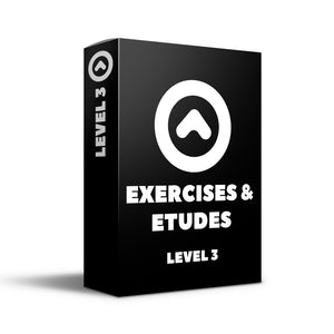 DRUMLINE EXERCISE - LEVEL 3 SUPPLEMENT