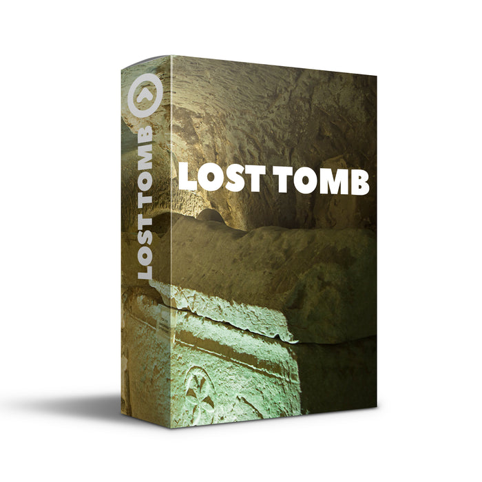 MARCHING BAND SHOW - LOST TOMB