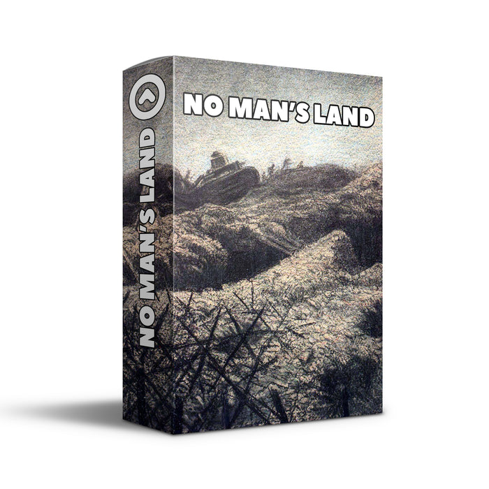 INDOOR PERCUSSION MUSIC - NO MAN'S LAND