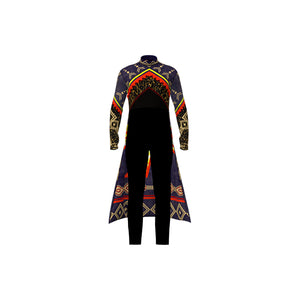 DIGITAL PRINT UNIFORM - The Offering Uniform Top/Cape