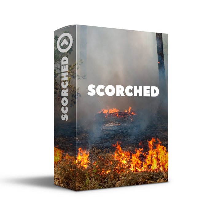 INDOOR WINDS MUSIC - SCORCHED