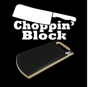 PERCUSSION PRACTICE PAD - THE CHOPPIN' BLOCK