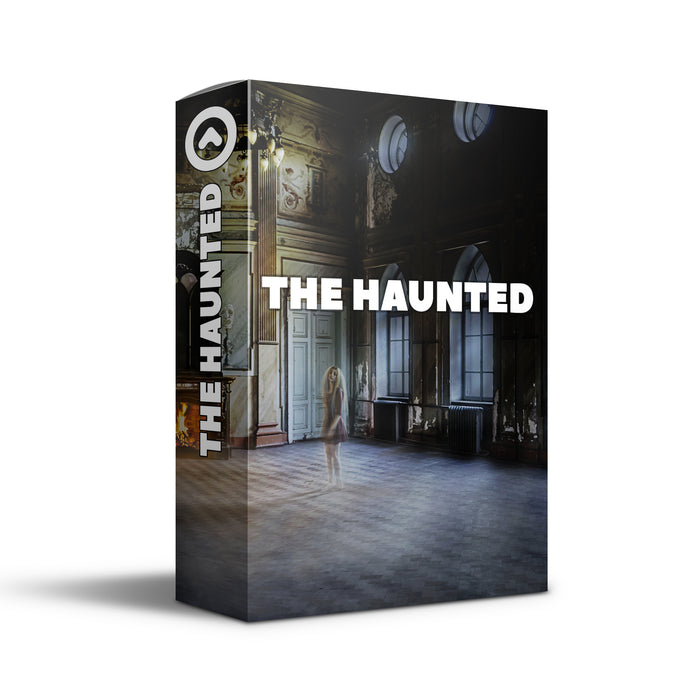 MARCHING BAND MUSIC - THE HAUNTED
