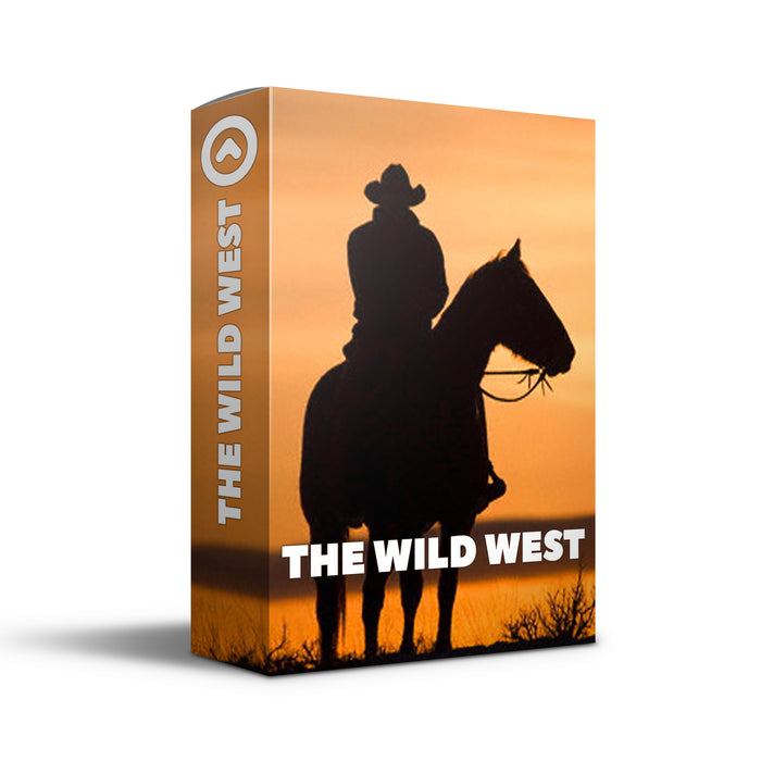 MARCHING BAND SHOW - THE WILD WEST