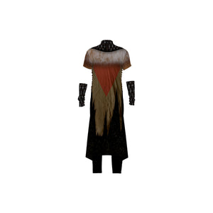 DIGITAL PRINT UNIFORM - Voyage To Valhalla Top/Cape