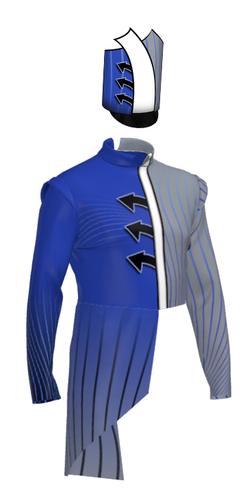 Waves - EMERGENCE SERIES BAND UNIFORM