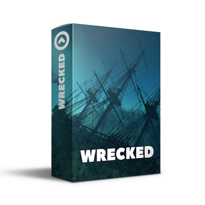 INDOOR PERCUSSION MUSIC - WRECKED