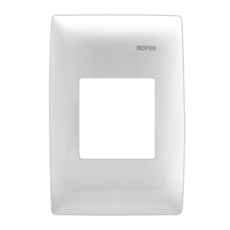 PLACA 2 MOD. P/TIMBRE ELECTRONICO BLANCO 100-6203W ROYER 100