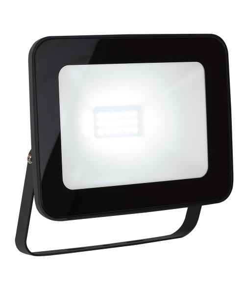 REFLECTOR EXTERIOR LED 20W 100-240V 6500K 1800LM COLOR NEGRO
